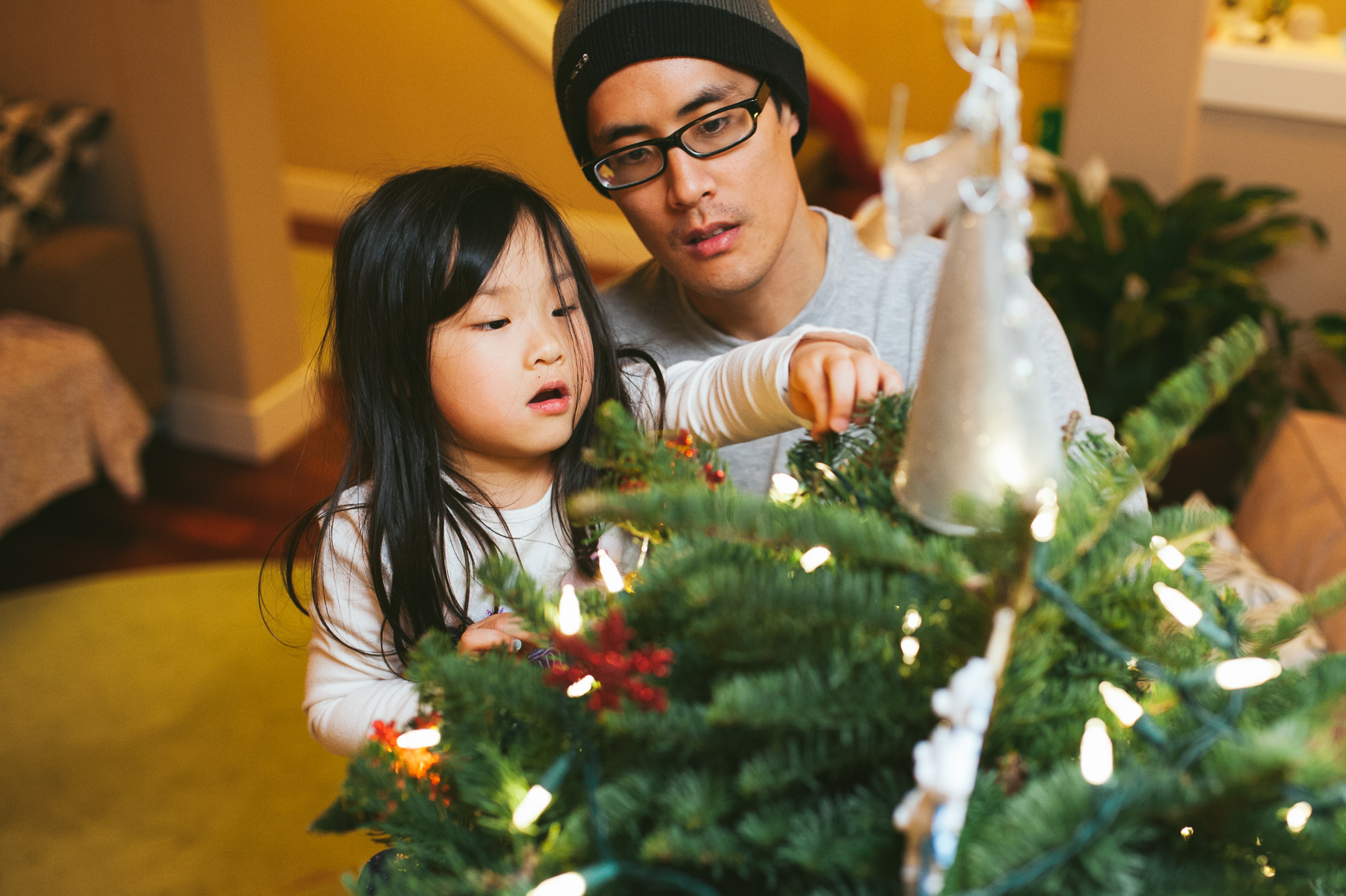 December '14 Letters to our Children {Seattle family storytelling photographer}