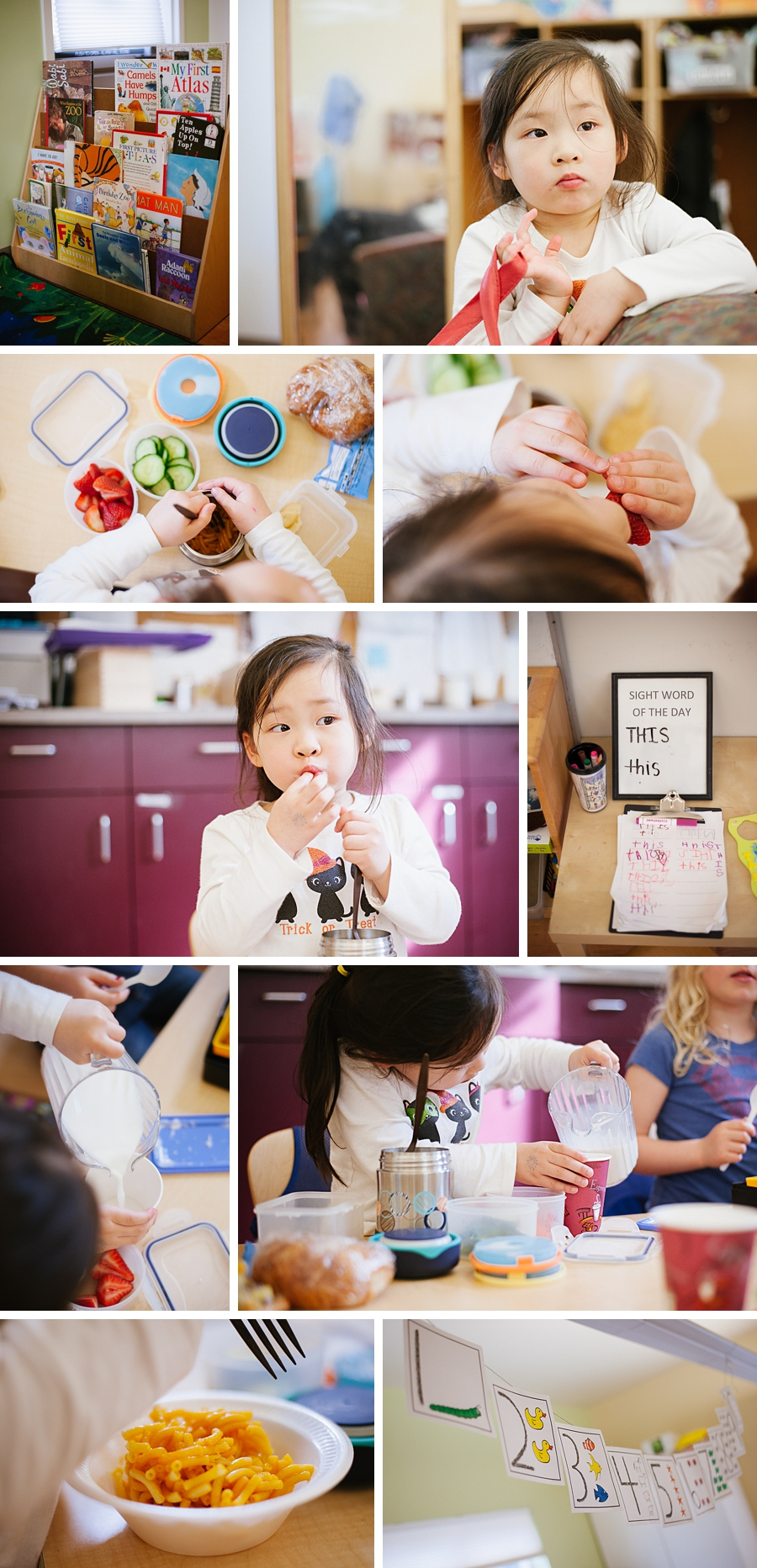 Seattle child lifestyle photography