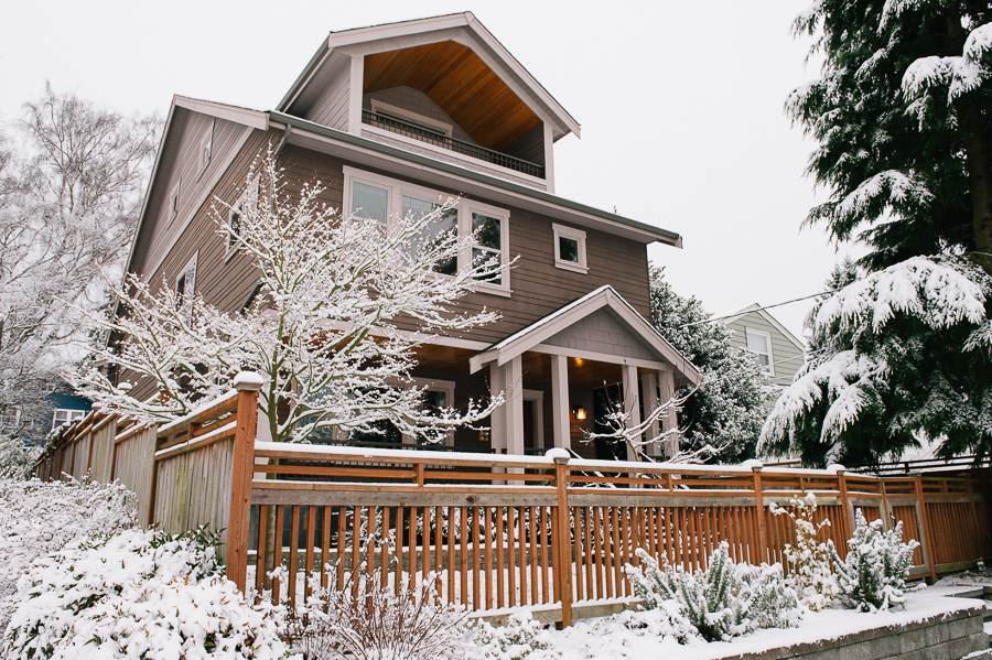seattle snow photos