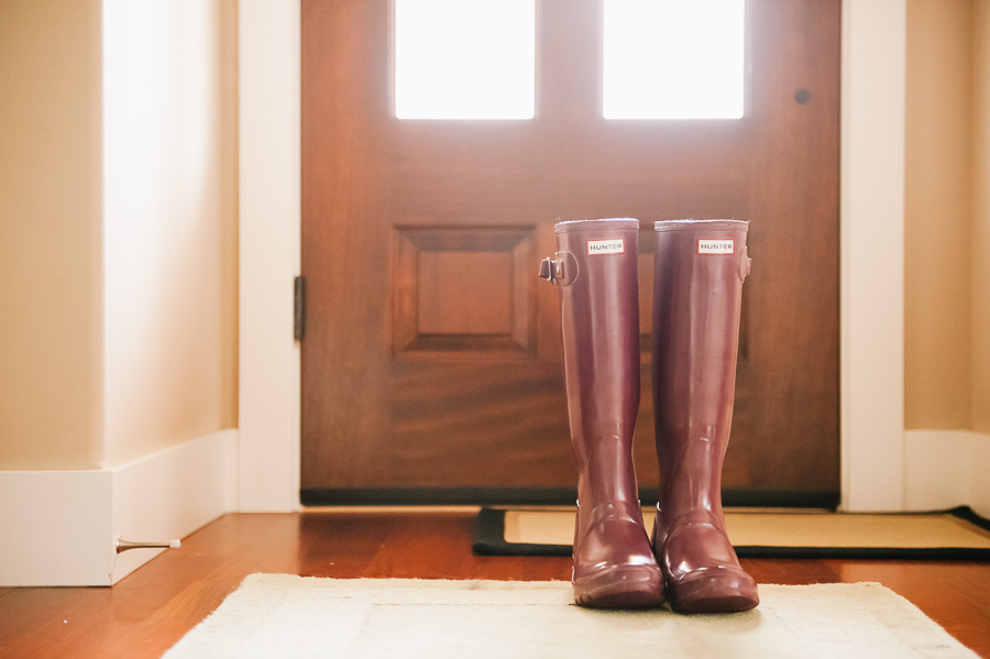 seattle documentary photographer, hunter boots