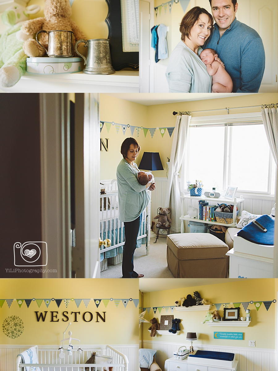 seattle newborn nursery