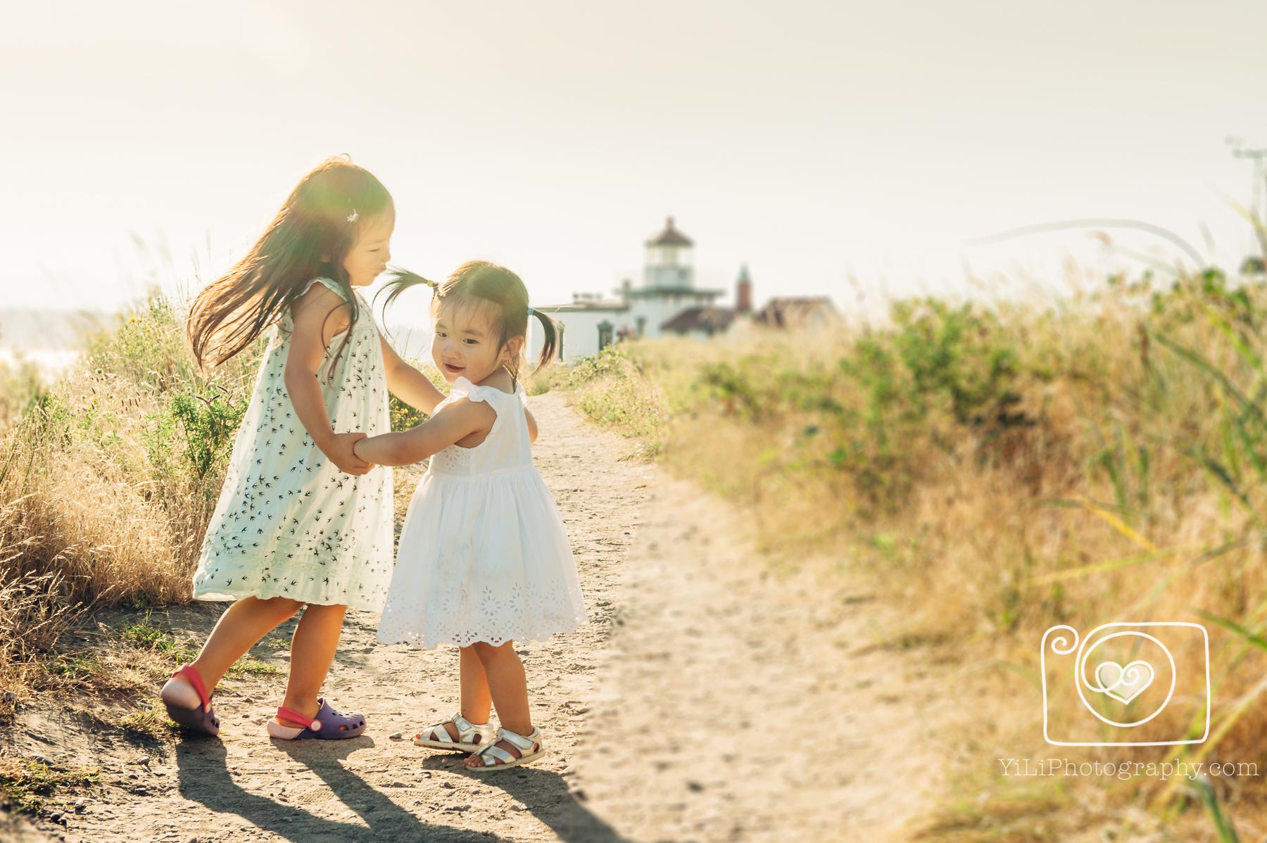 discovery park lighthouse photos