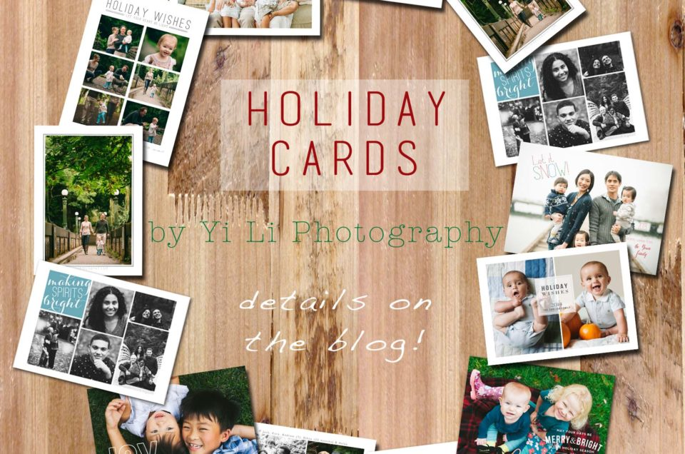 Seattle custom christmas cards yi li photography seattle greeting cards have all been sent holiday cards 2014 m4hsunfo