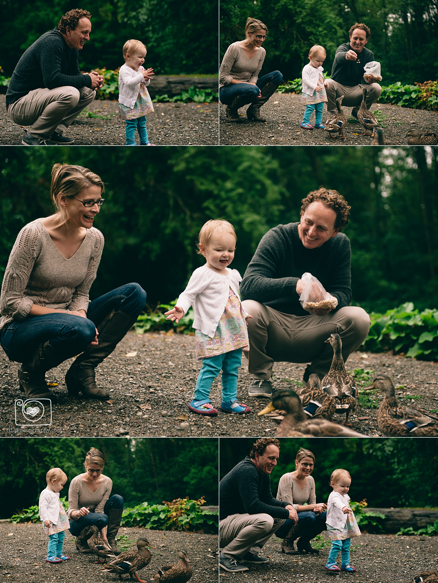 seattle documentary family photo session