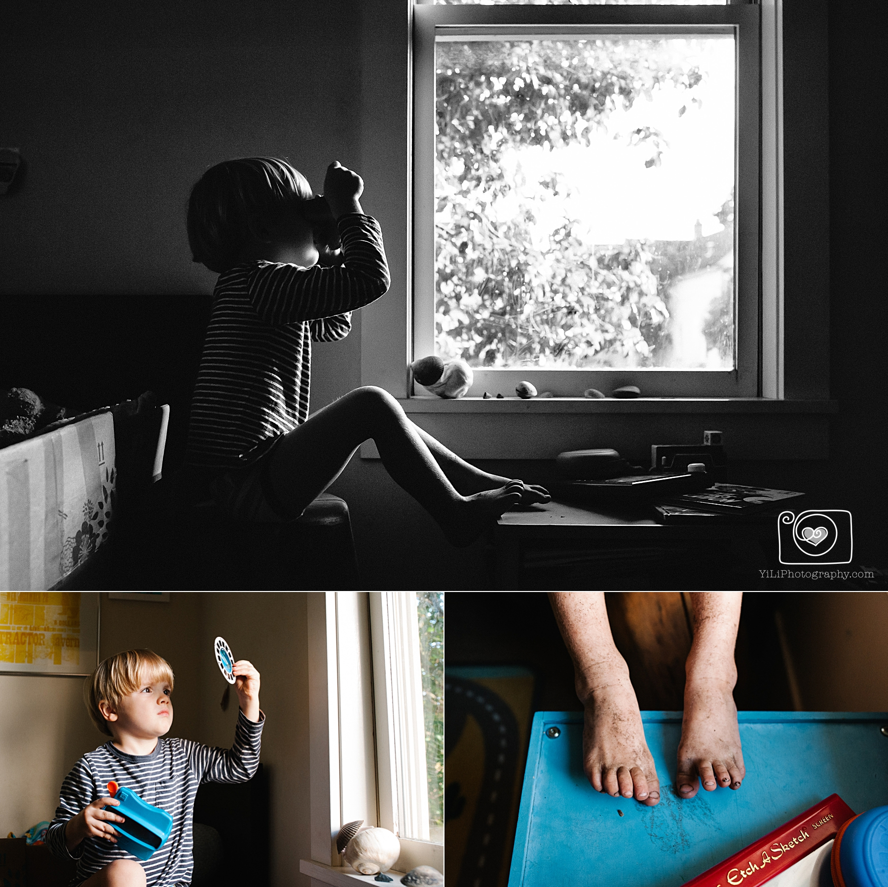 seattle documentary child photographer