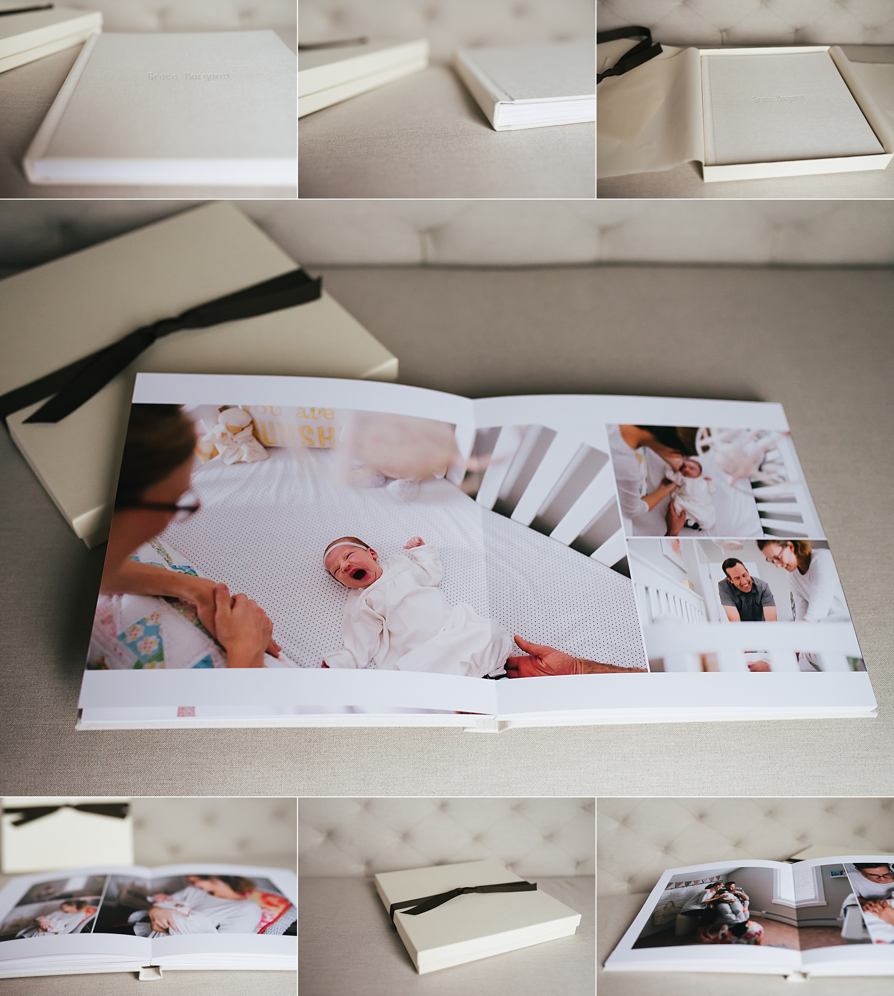 seattle documentary family photographer books