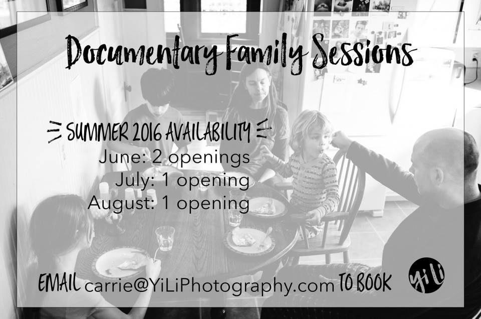 seattle documentary family photographer summer 2016