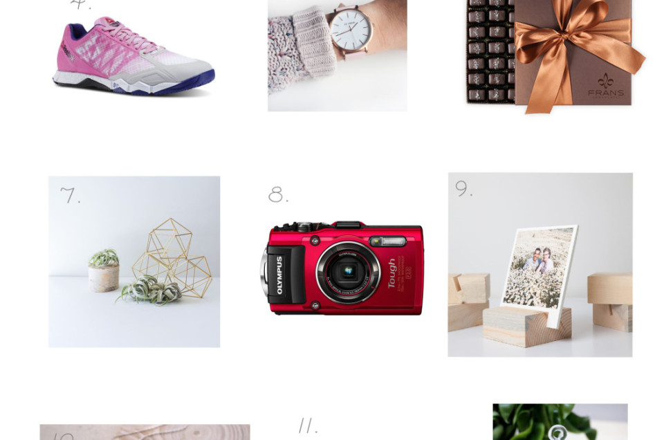 Seattle family photographer mothers day gift guide