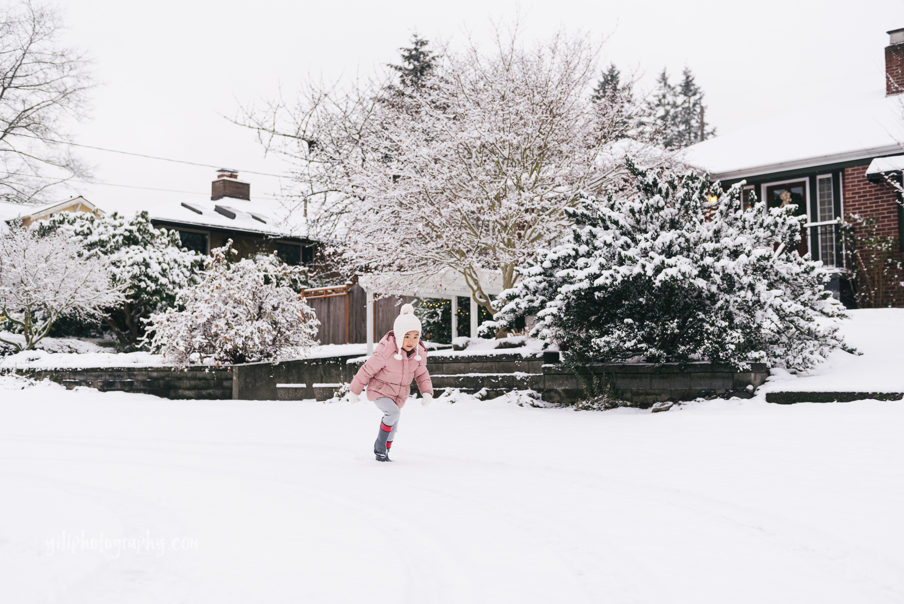 seattle snow day