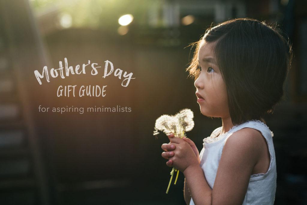 backlit girl holding dandelions at sunset
